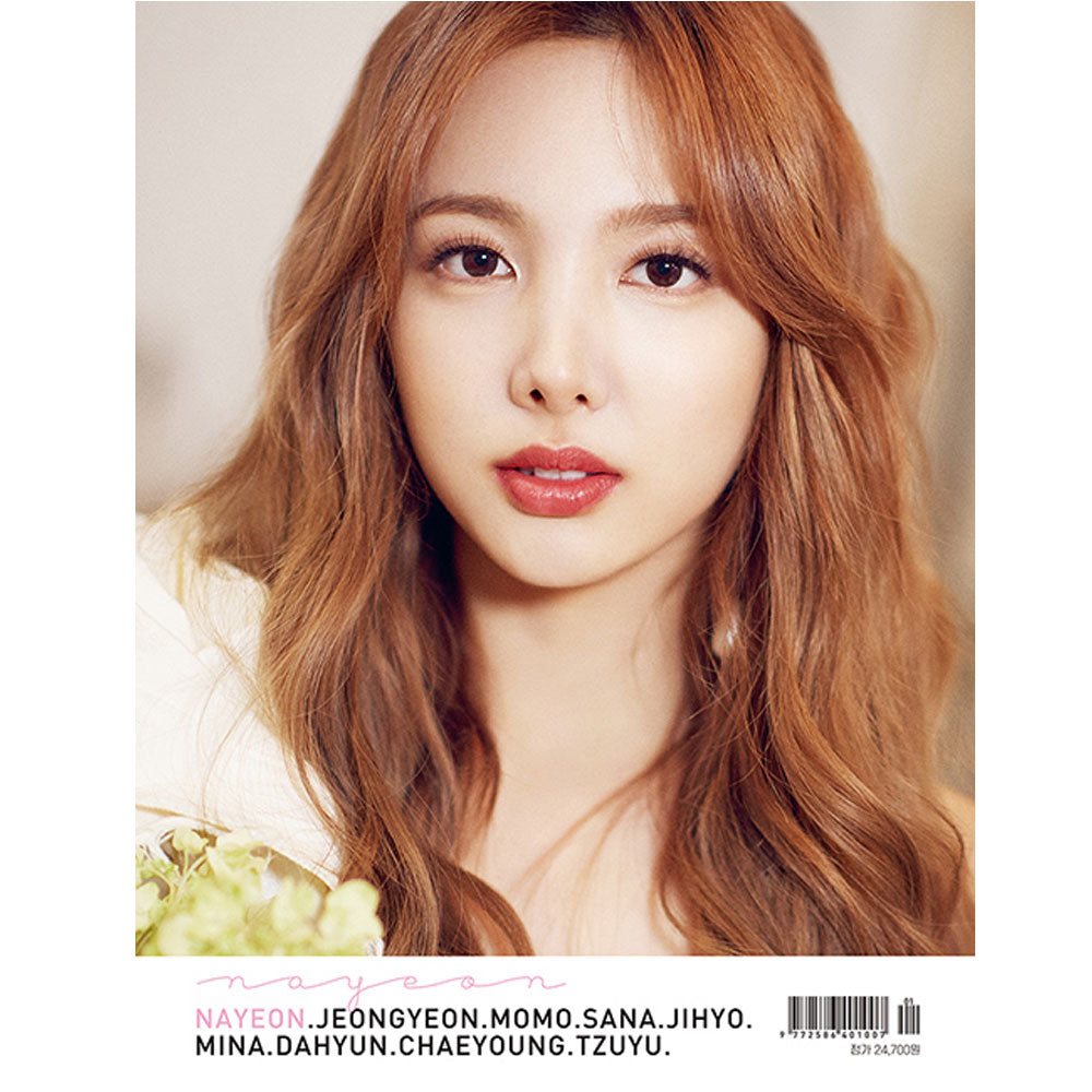 D-ICON VOL.7 [ TWICE, YOU ONLY LIVE ONCE ]