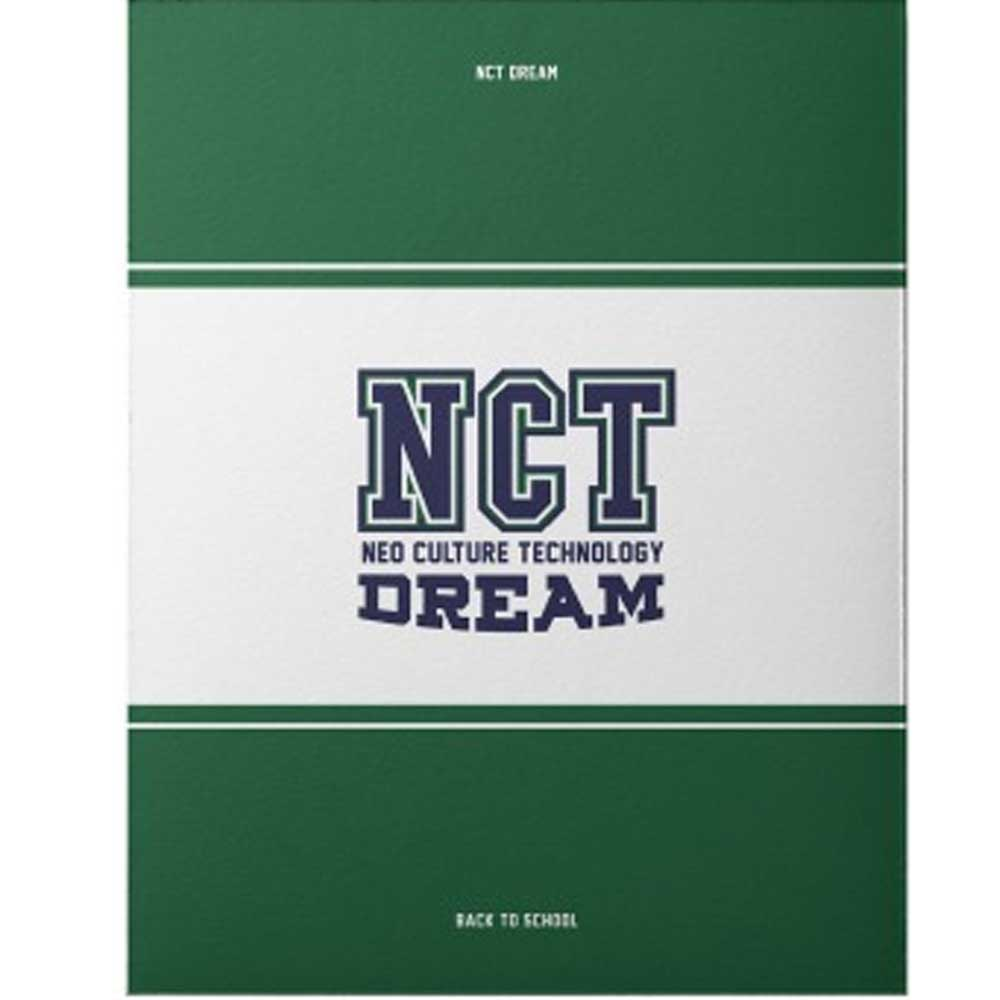 NCT DREAM [ 2019 NCT DREAM BACK TO SCHOOL KIT ]