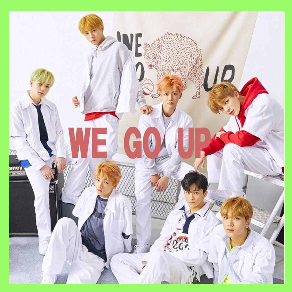 NCT DREAM 2nd Mini Album [ We Go Up ]