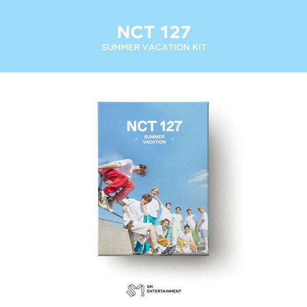 MUSIC PLAZA DVD 엔시티 127 | NCT 127 [ 2019 NCT 127 SUMMER VACATION KIT ]