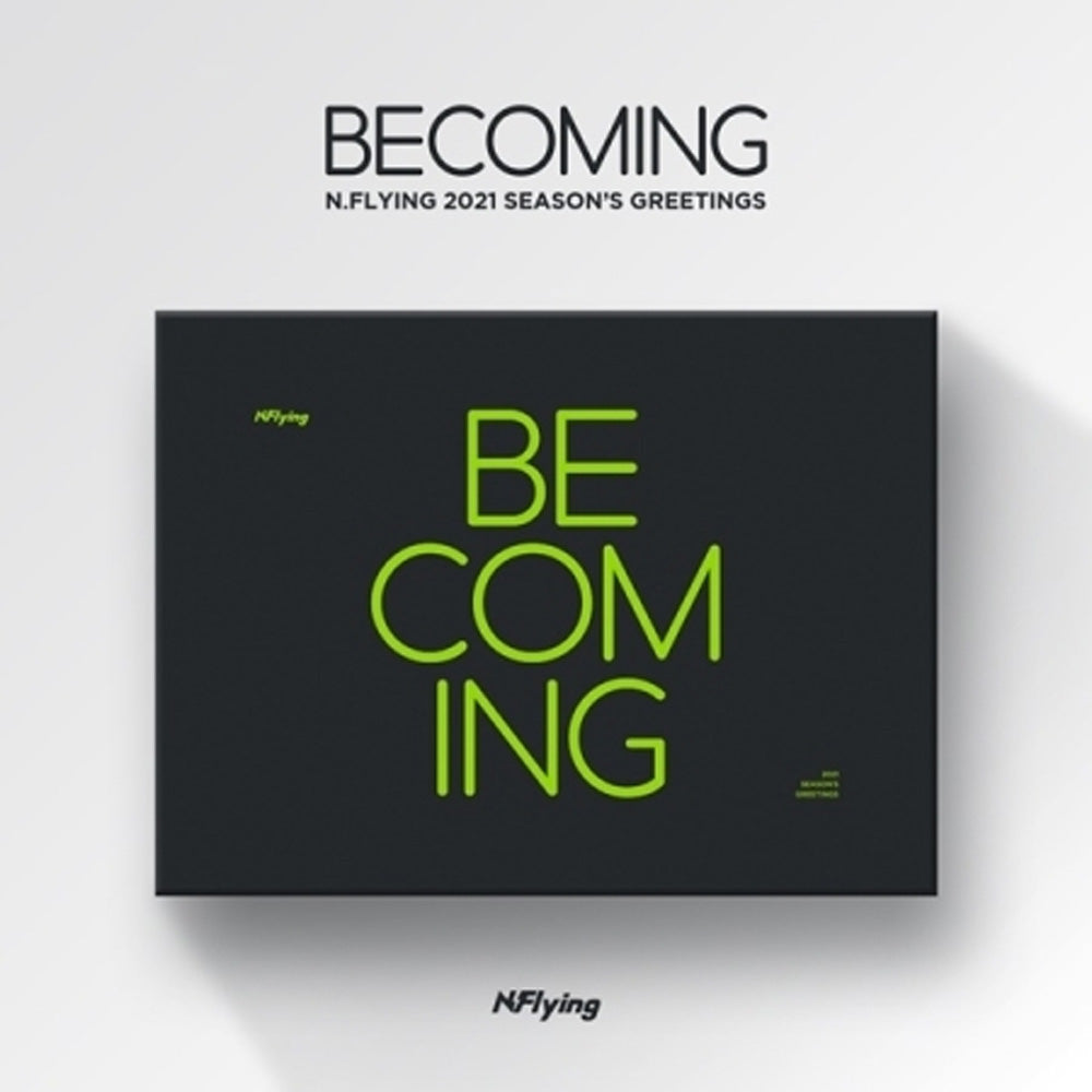 엔플라잉 | N.FLYING 2021 SEASON'S GREETINGS [ BECOMING ]