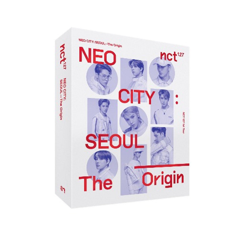 NCT 127 - NEO CITY : SEOUL  [ THE ORIGIN ] KIHNO KIT VIDEO