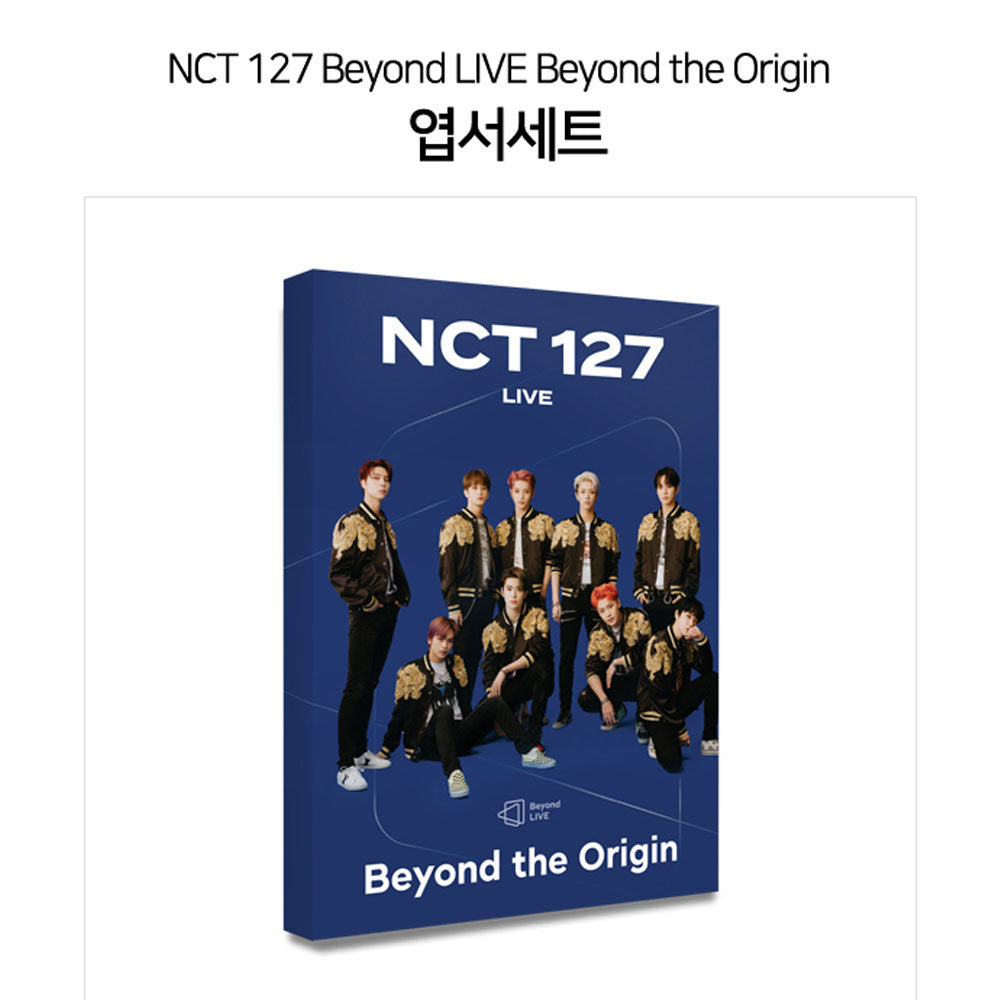 NCT127 Beyond LIVE Beyond the Origin [ POSTCARD SET ]