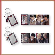STRAY KIDS | 1ST#LoveSTAY 'SKZ-X' [ TAPE FRAME KEYRING ]