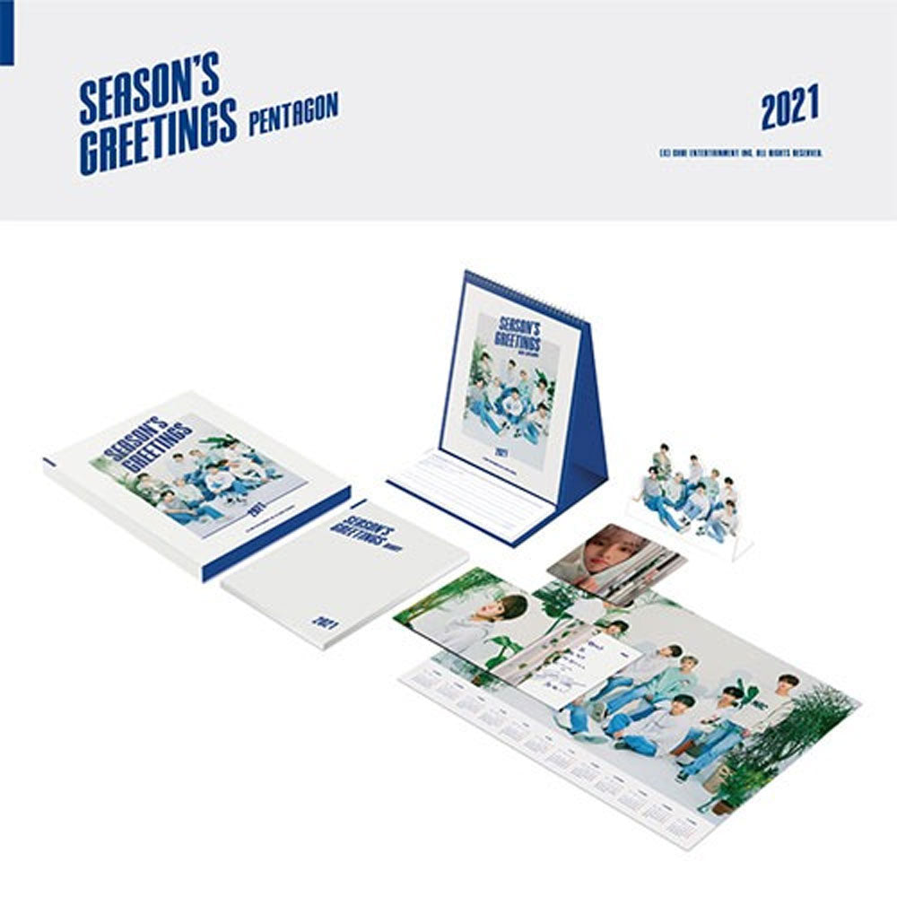 PENTAGON 2021 SEASON'S GREETINGS