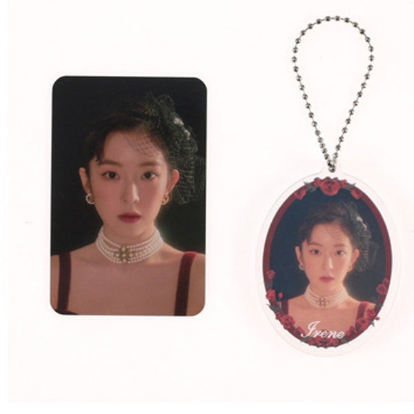 RED VELVET [ ACRYLIC PHOTO CHARM SET ]  La Rouge CONCERT GOODS