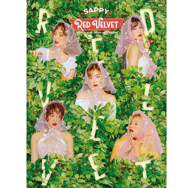 RED VELVET SAPPY | JAPANESE ALBUM