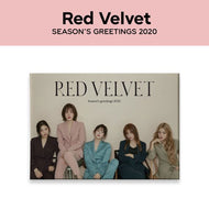 RED VELVET [ 2020 RED VELVET SEASON'S GREETINGS ]