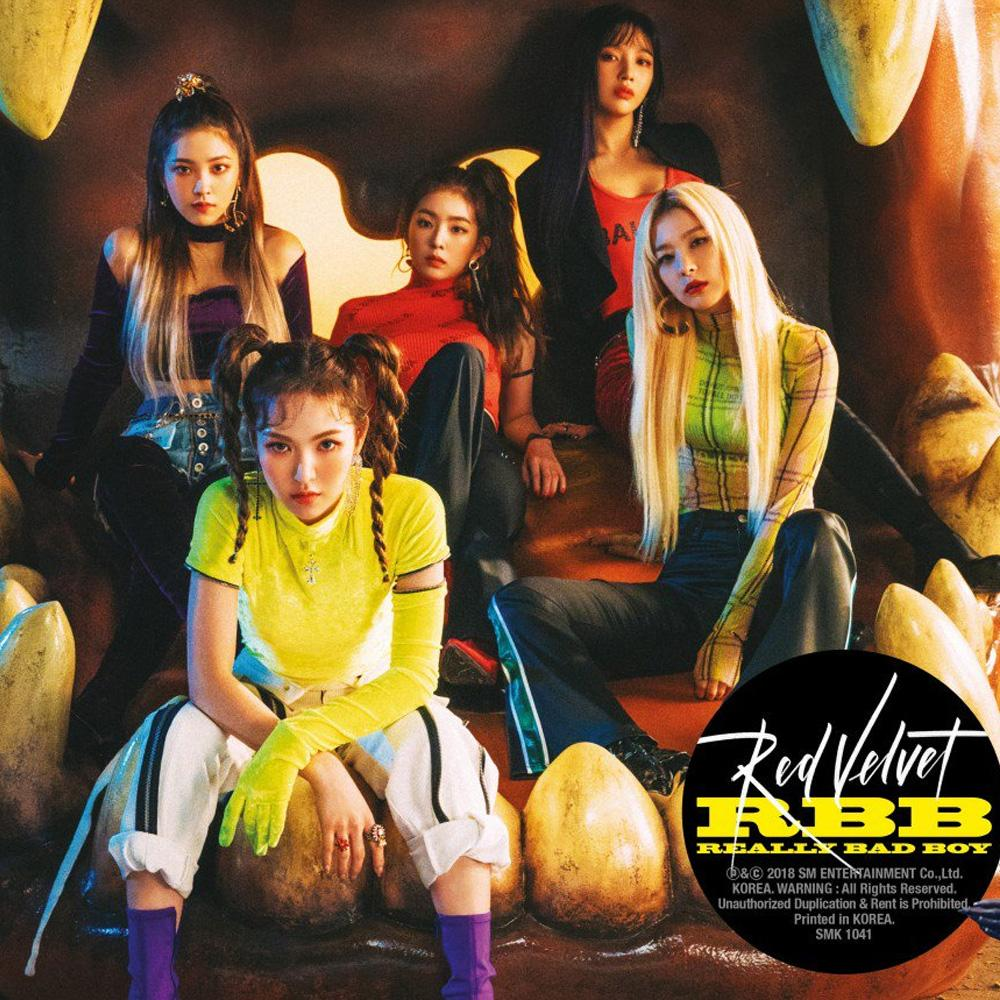 RED VELVET 5TH MINI ALBUM [ RBB - REALLY BAD BOY ]
