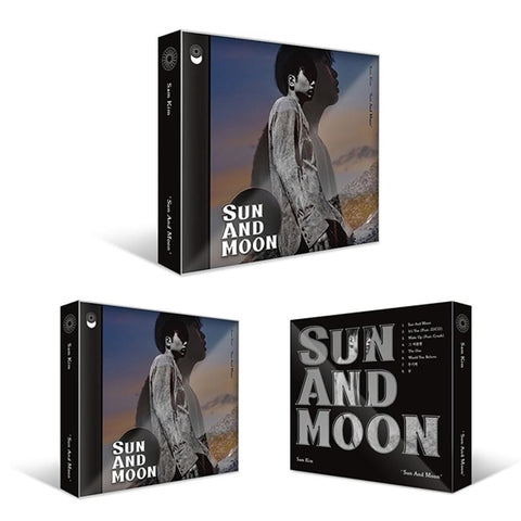 SAM KIM VOL.1 [ SUN AND MOON ] CD + LENTICULAR CARD