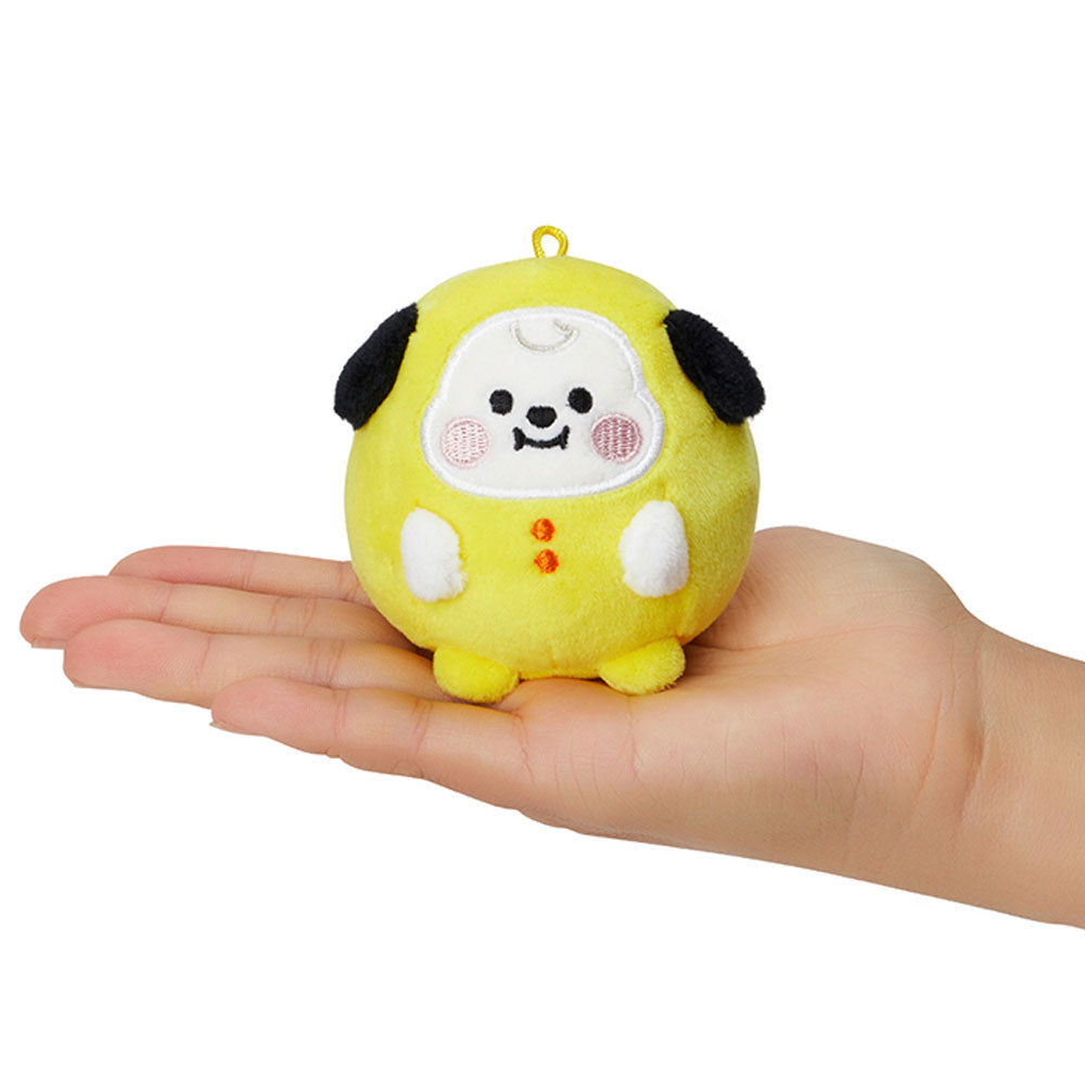 BT21 BABY MINI STANDING DOLL (7CM)