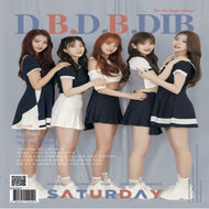 세러데이 | SATURDAY 4TH SINGLE ALBUM [  D.B.D.B.DIB ]