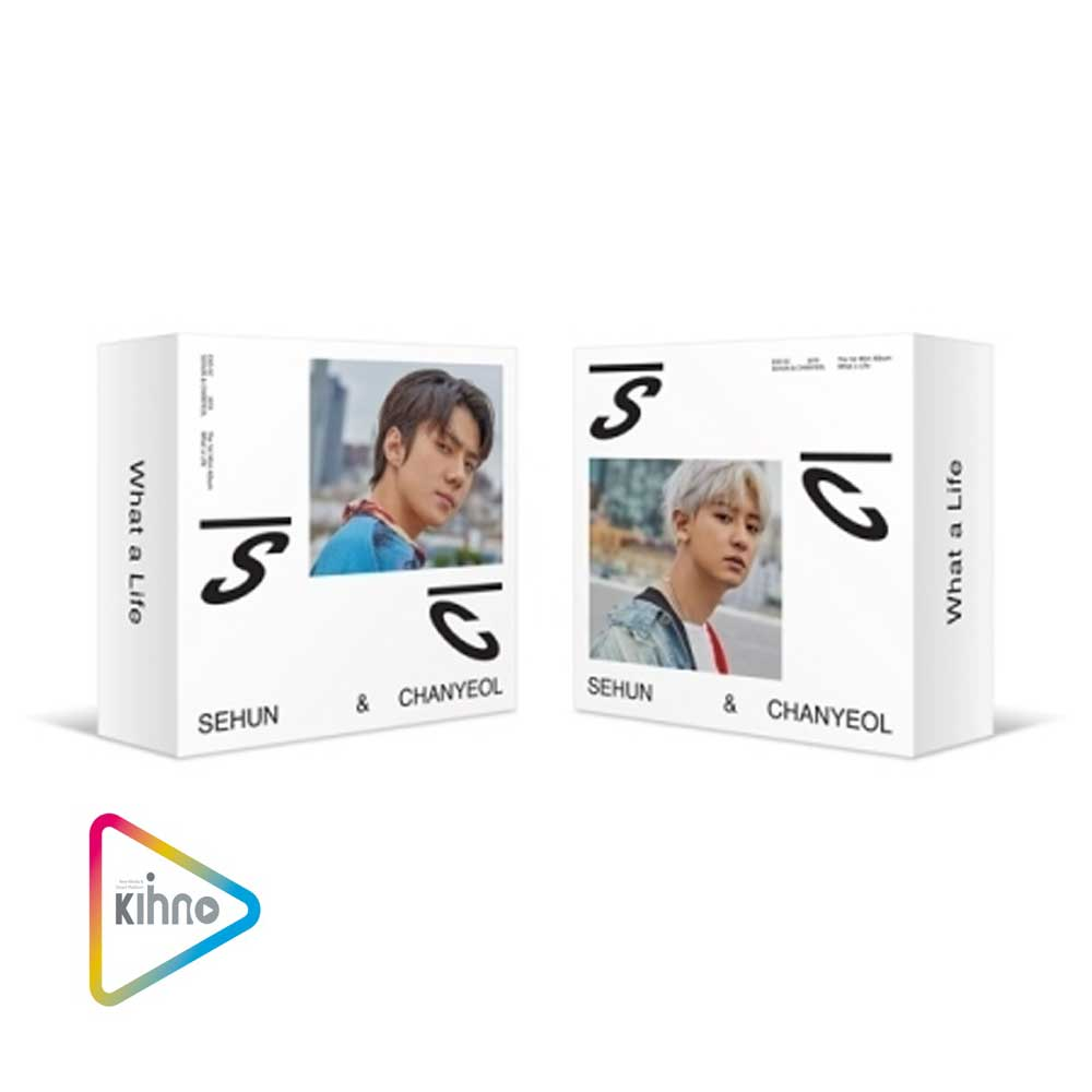 EXO- SC 1ST MINI ALBUM [ WHAT A LIFE ]  KIHNO KIT