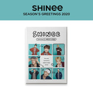 SHINEE [ 2020 SHINEE SEASON'S GREETINGS ]