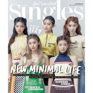 SINGLES 2021-3 [ ITZY ] DONGHAE, CIX, SOLAR,JIHO, HEIZE,