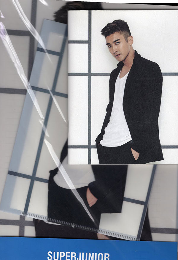 Super Junior/ Stationary Set_ Siwon