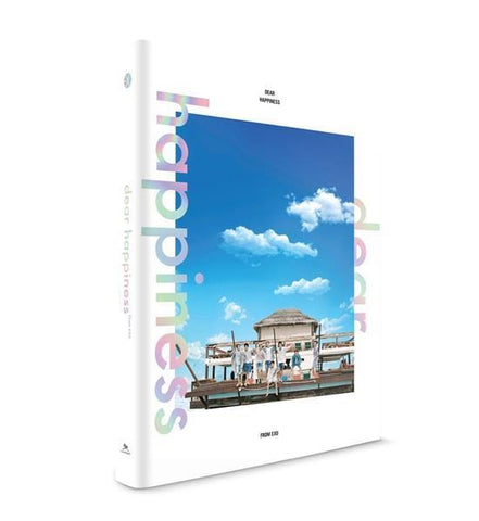 EXO | 엑소 | Dear Happiness Photobook