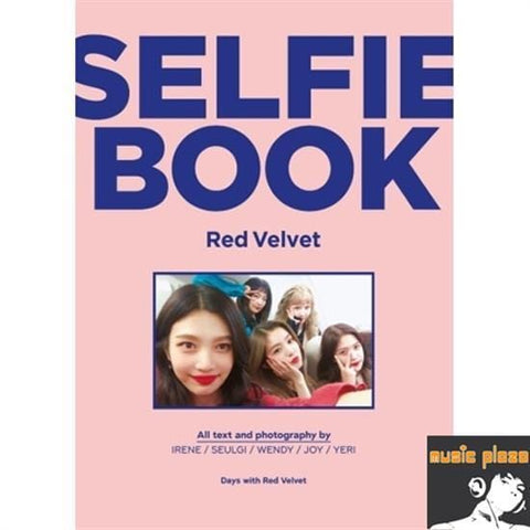 Red Velvet | 레드벨벳 | Selfie Book: Red Velvet Photo Book