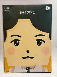 MUSIC PLAZA Goods BAEKHYUN / EXO</strong><br/>PAPER TOY<br/>SM TOWN OFFICIAL GOODS