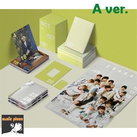 MUSIC PLAZA Goods NCT 127 | 엔시티 127 | 2018 SEASON'S GREETINGS A VERSION