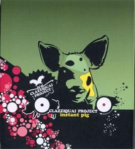 MUSIC PLAZA CD <strong>클래지콰이 프로젝트  Clazziquai Project | instant pig</strong><br/>
