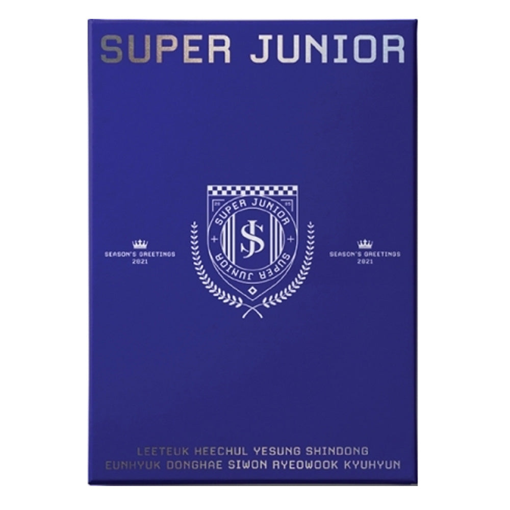 SUPER JUNIOR 2021 SEASON'S GREETINGS