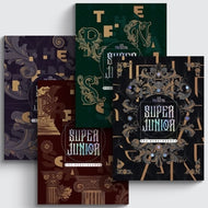 SUPER JUNIOR 10TH ALBUM [ The Renaissance ] The Renaissance Style