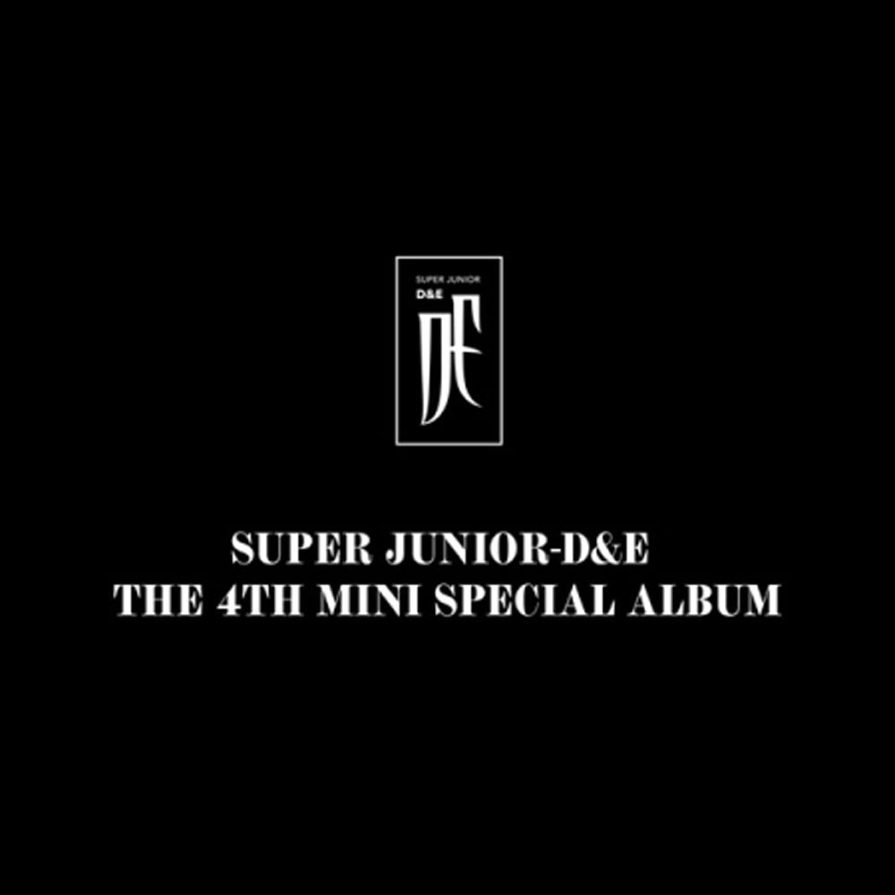 SUPER JUNIOR D&E 4TH MINI ALBUM [ SPECIAL ALBUM ]