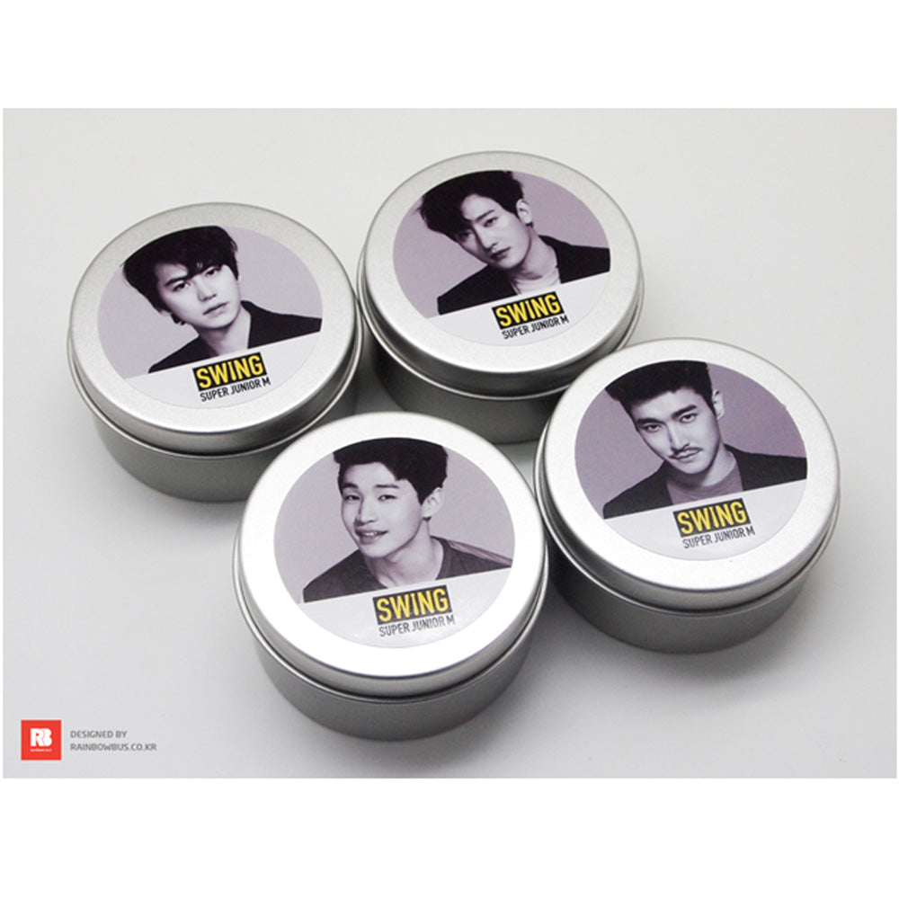 SUPER JUNIOR-M [ SWING PHOTO STAMP ]