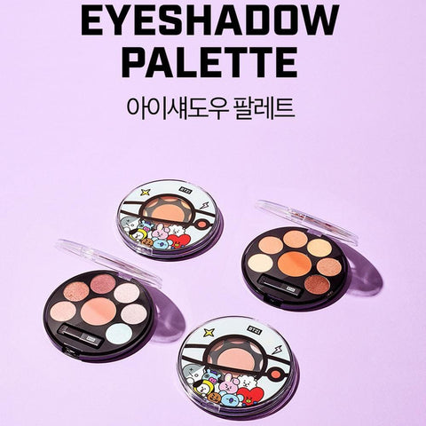 BT21* VT COSMETIC EYESHADOW PALETTE