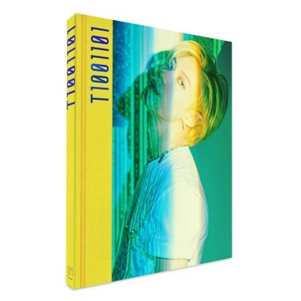 태민 | TAEMIN [ T1001101 ] 2ND CONCERT PHOTO BOOK + 1 PHOTO CARD