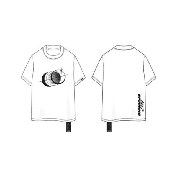 GOT7 [ OFFICIAL T-SHIRTS C_ECLIPSE VER ]