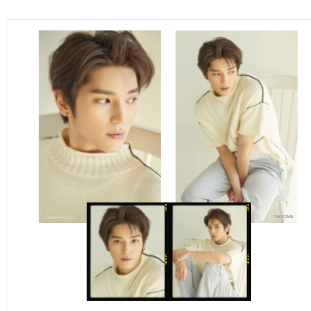 NCT 127 [2019 SUMMER VACATION KIT] - FILM+PHOTO SET