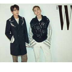 W Magazine Korea October 2018