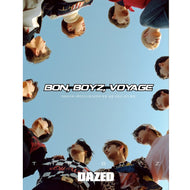 데이즈드  DAZED [ BON, BOYZ, VOYAGE ] SPECIAL LIMITED EDITION