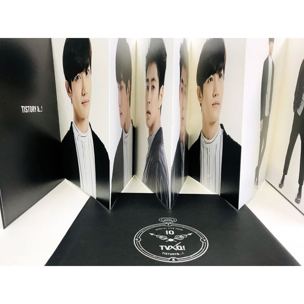 TVXQ | SPECIAL LIVE TOUR 10 / PHOTO BOOK