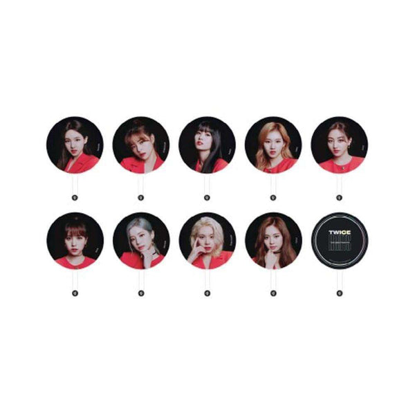 TWICE [ IMAGE PICKET 2019 WORLD TOUR TWICE LIGHT ] OFFICIAL MD