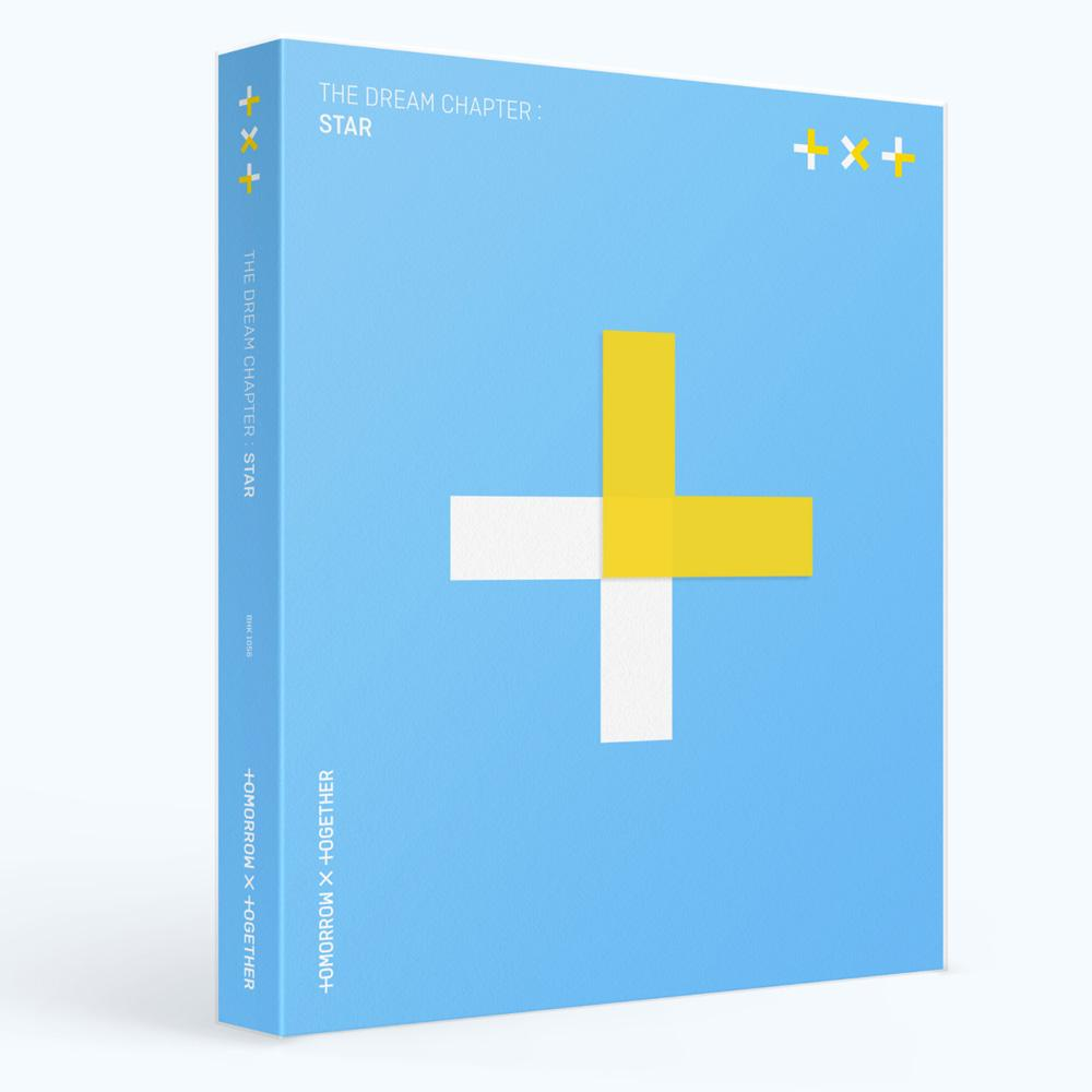 TOMORROW X TOGETHER | TXT 1ST MINI ALBUM [ 꿈의 장: STAR ]