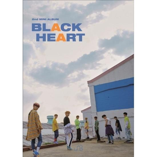 UNB | 유앤비 | 2nd Mini Album - Black Heart [HEART ver.]