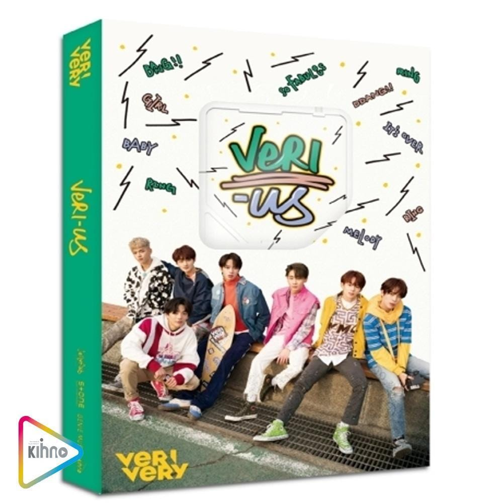 VERIVERY 1ST MINI ALBUM [ VERI-US ] KIHNO KIT