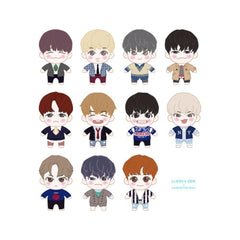 WANNA ONE CHARACTER PLUSH DOLL+ 1 PHOTO CARD | OFFICIAL MD