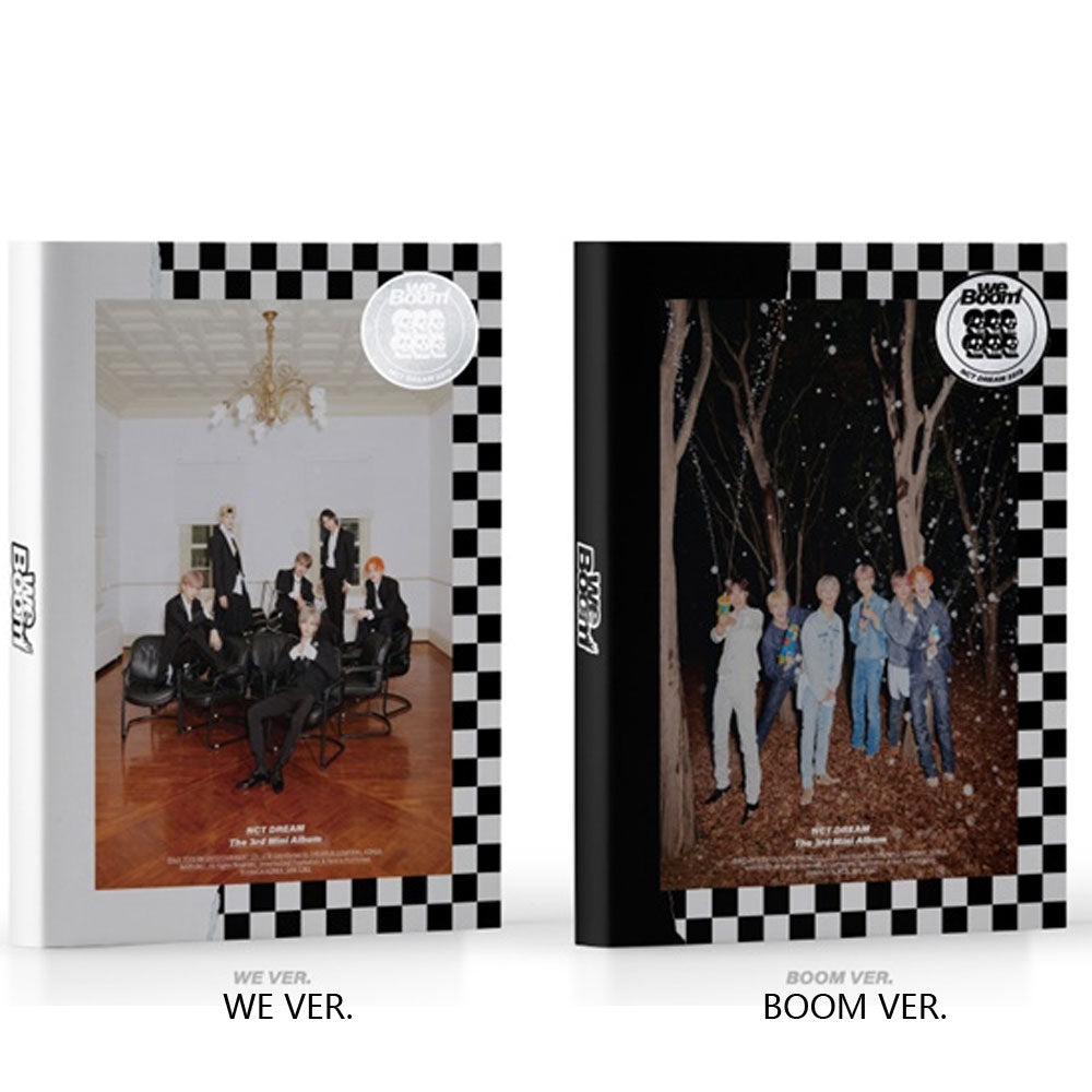 NCT DREAM 3RD MINI ALBUM [ WE BOOM ]