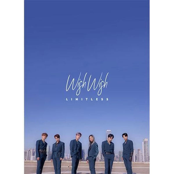 LIMITLESS 1ST MINI ALBUM [ WISH WISH ]