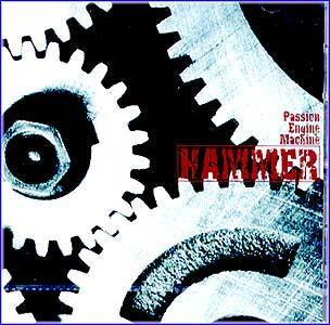 MUSIC PLAZA CD <strong>해머  Hammer | Passion Engine Machine</strong><br/>