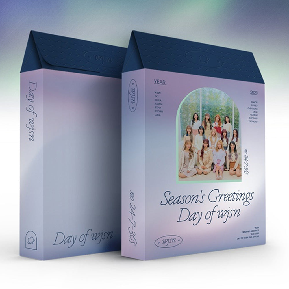 WJSN 2020 SEASON'S GREETINGS