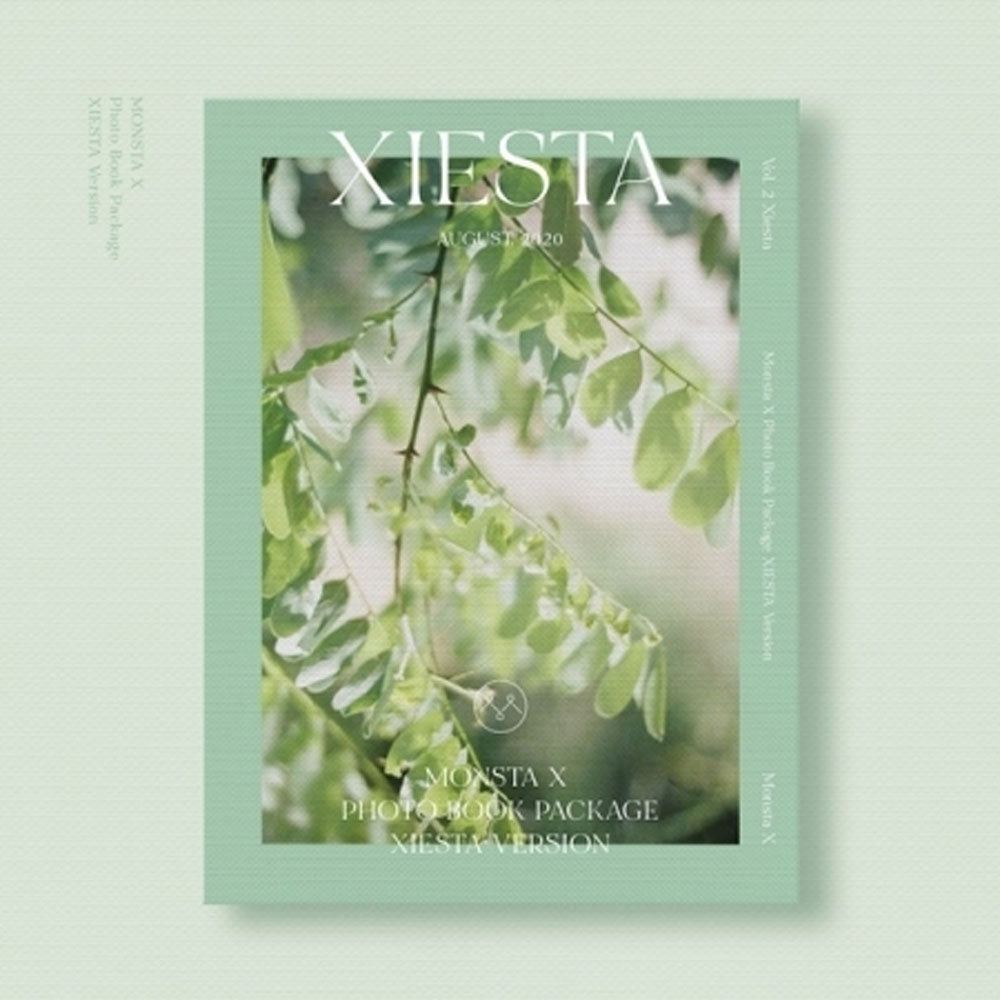 몬스타엑스 | MONSTA X  2020 PHOTOBOOK  [ XIESTA ]