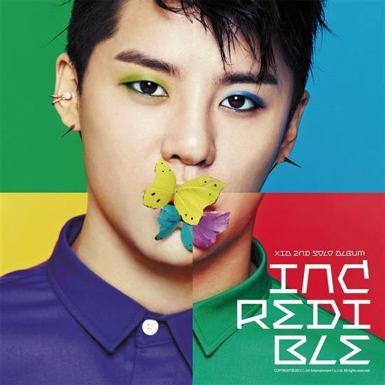 MUSIC PLAZA Poster XIA Junsu | 시아 준수 | 2nd Solo - Incredible Poster Only - 20.5 X 20.5