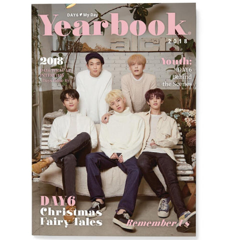 DAY6 [ 2018 YEARBOOK ] The Present - Christmas Special Concert MD