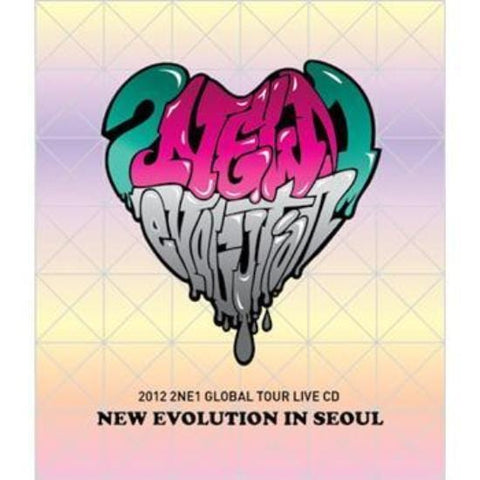 2NE1 | 투애니원 NEW EVOLUTION IN SEOUL 2012 - 2NE1 GLOBAL TOUR LIVE