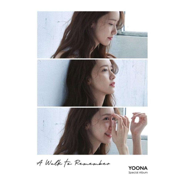 윤아 | YOONA SPECIAL ALBUM [ A WALK TO REMEMBER ] SNSD
